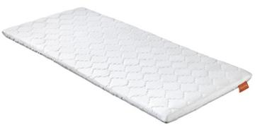kaltschaum topper von sleepling abnehmbarer bezug rg 35. Black Bedroom Furniture Sets. Home Design Ideas